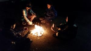 Outside fires